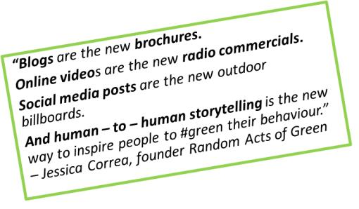 digital green story telling 2