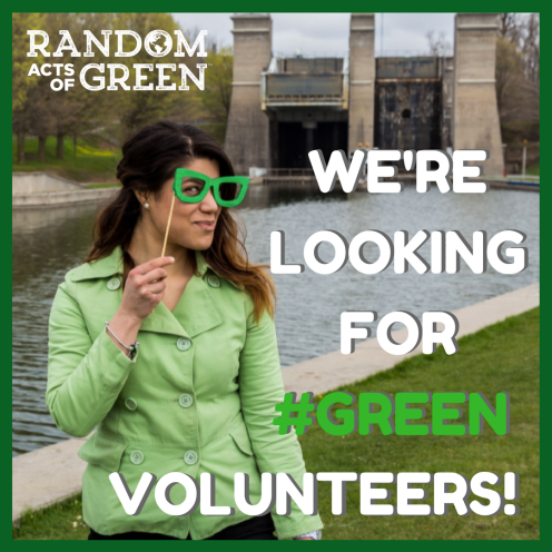 GREEN VOLUNTEERS 1