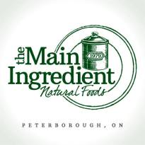 the main ingredient